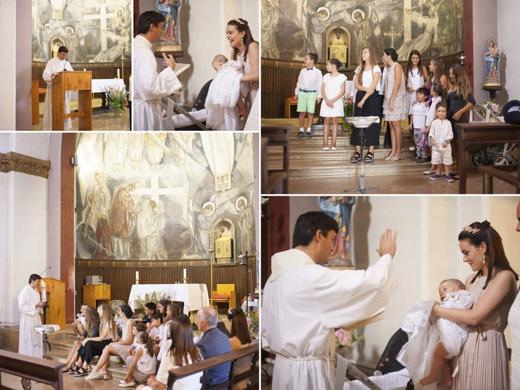 Reportaje de bautizo barcelona