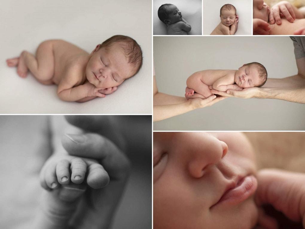 Reportaje newborn barcelona